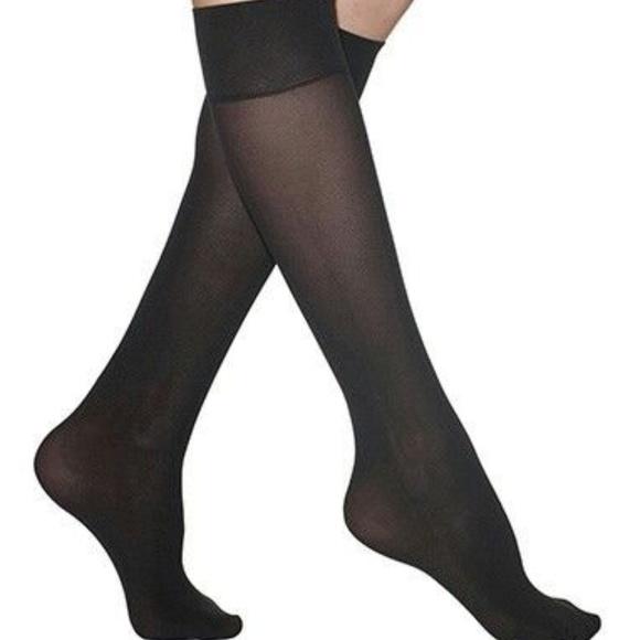 3fc9a9fba SILKIES Microfiber Black Trouser socks (NEW). Silkies.  M_5b615df95c445229d2cd3e70. M_5b615e31c2e9fe28801eb05d